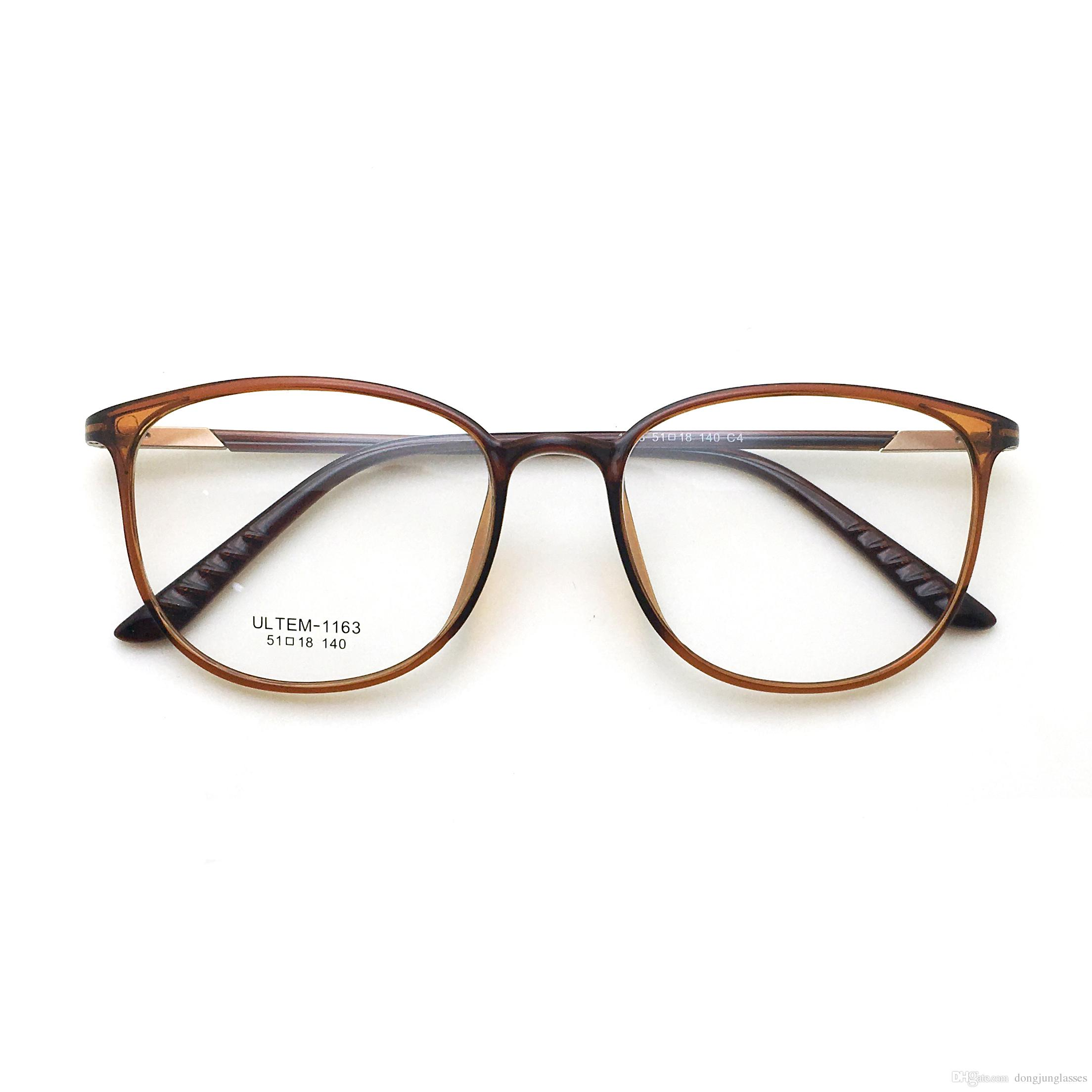 18cf9d6c2df 2019 NO.1163 Eyeglasses