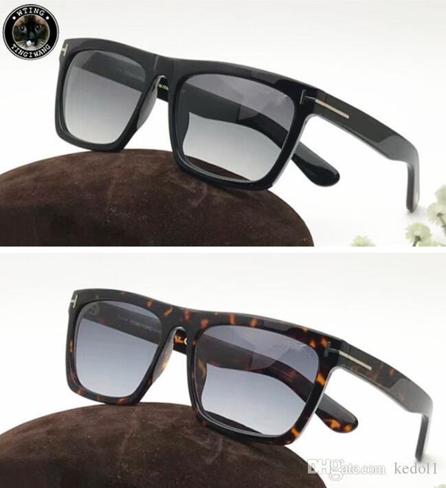 7323850127 TF0595 Classic Polarized Sunglasses Brand Design Men Driving Sun Glasses  Male Square Glasses Night Vision Eyewear UV400 Shades Tom Sunglasses Online  with ...