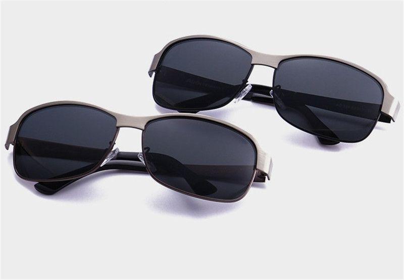 a472e116583 Brand Sunglasses 2018 New Fashion Luxury Sunglasses Stylish Tide ...