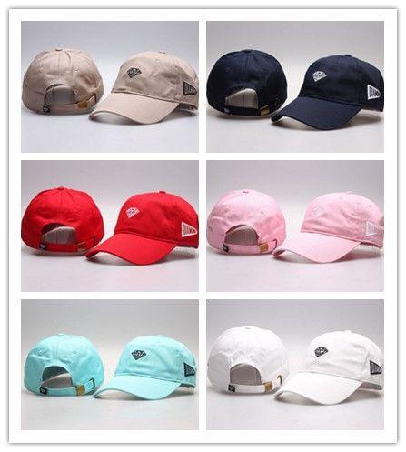 ca0784ca0a Brand Design Diamond Visor Hip Hop Snapback Hats For Men Women ...
