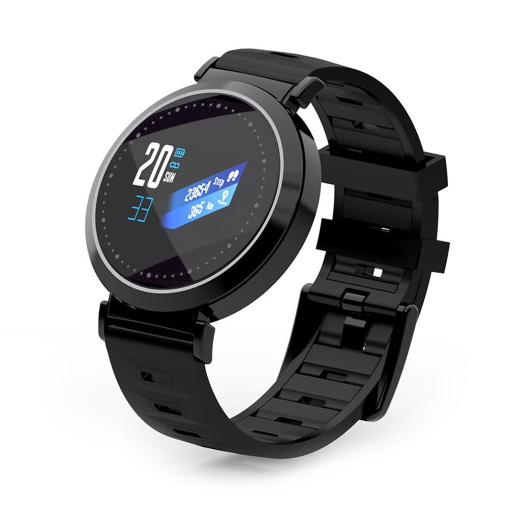 Heart stylish rate monitor watch