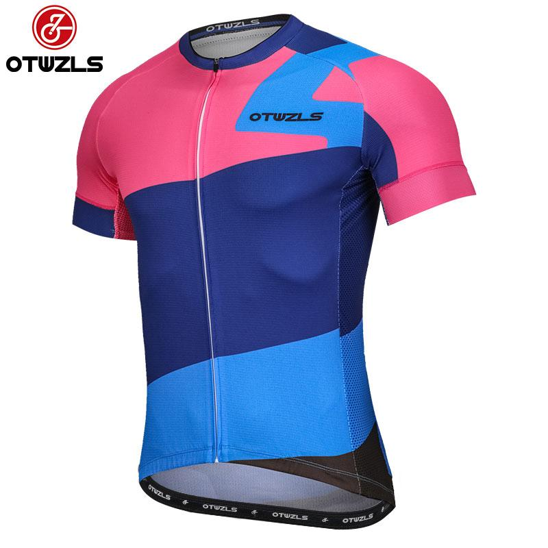 2018 Cycling Jersey Men Bike Bicycle Pro Team Outdoor Sports Summer ... 33bce518c