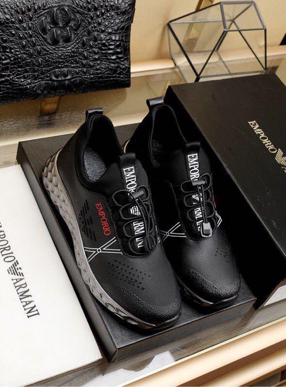 Noires Hommes Acheter Baskets Chaussures La À Mode 209304 Habillées eEIWHD29Y