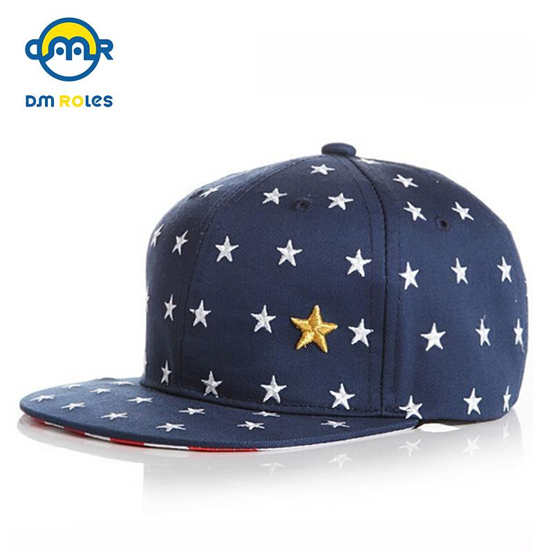 b37f4848 2019 DMROLES 2018 Fashion Baby Hat Boy Baseball Caps For Girls Cap Hats  Snapback Hip Hop Cap Kids Unisex Sun Hat Five Stars From Fkansis, $28.42 |  DHgate.