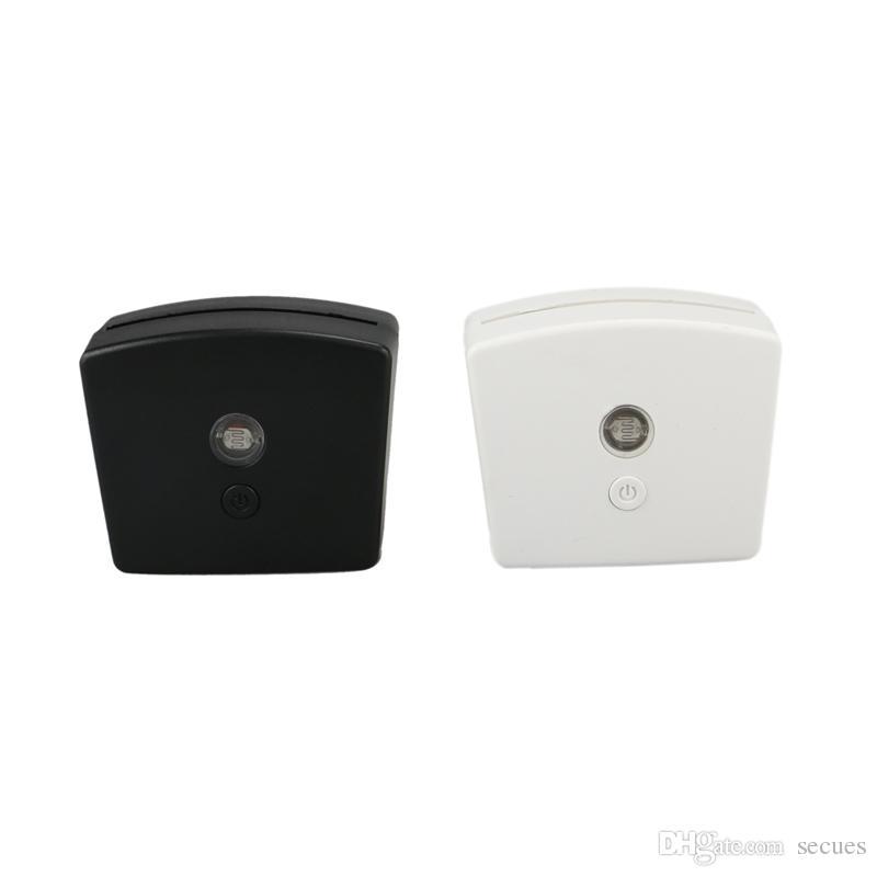 Mini RGB LED Lampensockel Eingebauter Lichtsensor US Wandstecker US Sockel 7 RGB Lichter für Acrylplatte