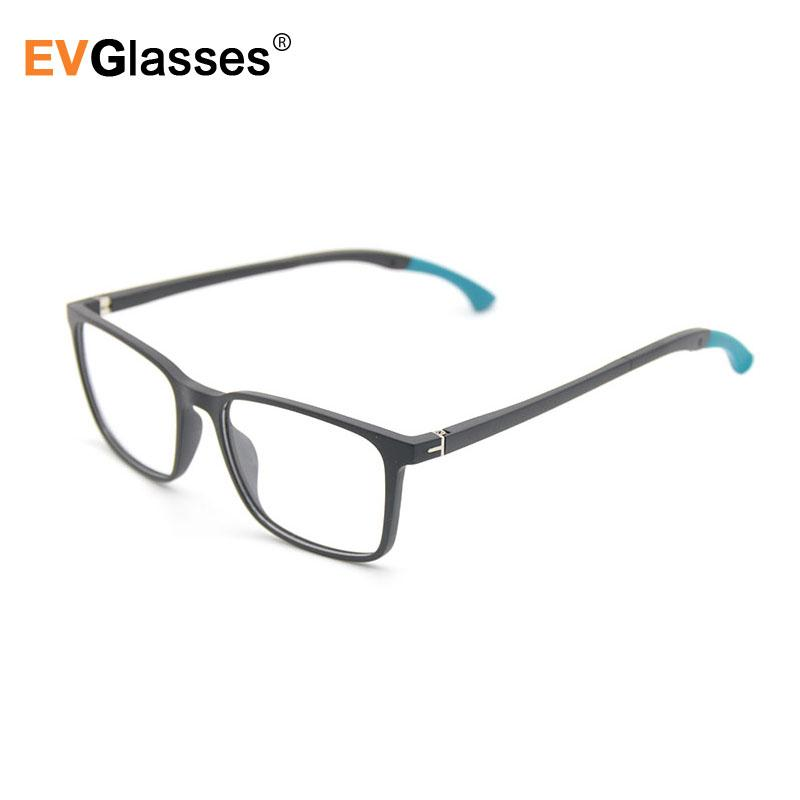 e7f2cdcbce5 2019 2018 Adjustable Temple Small TR90 Eye Glasses Frame For Women Men  Eyeglasses Optical Frames With Clear Lens
