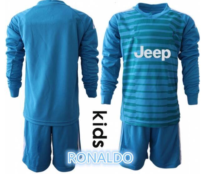 best website 9fd98 2ee90 Sleeve Soccer 19 Higuain 2018 Ronaldo Goalie Kit Shirt ...