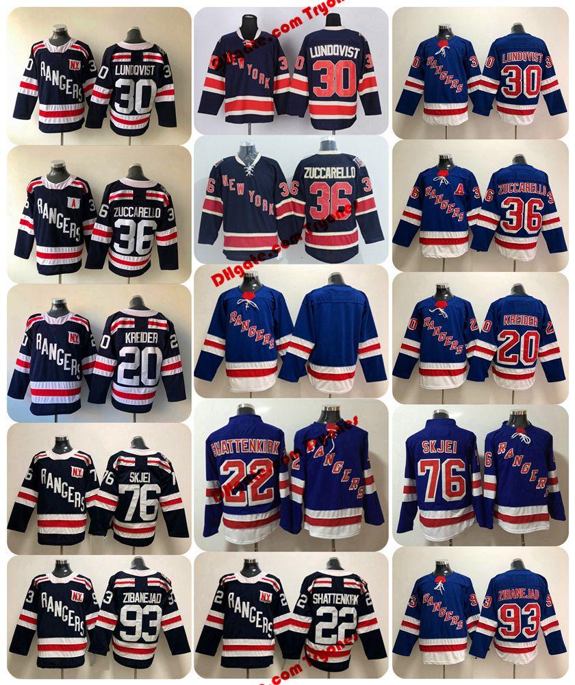 5e95433eace 2018 Winter Classic New York Rangers 30 Henrik Lundqvist Mats ...