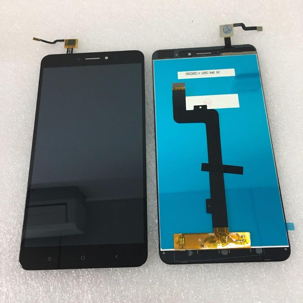 2018 For Xiaomi Mi Max 2 Lcd Display Touch Screen Digitizer High