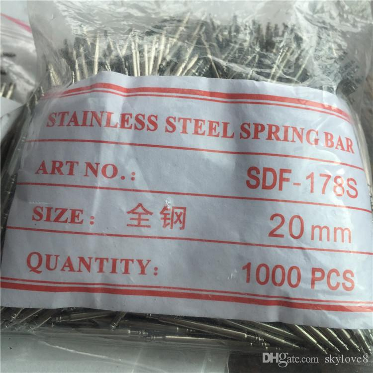 Watch spring bar Used for repairing adjusting watches strap size 8mm-25mm size / 1 package = = 13$ worldwide
