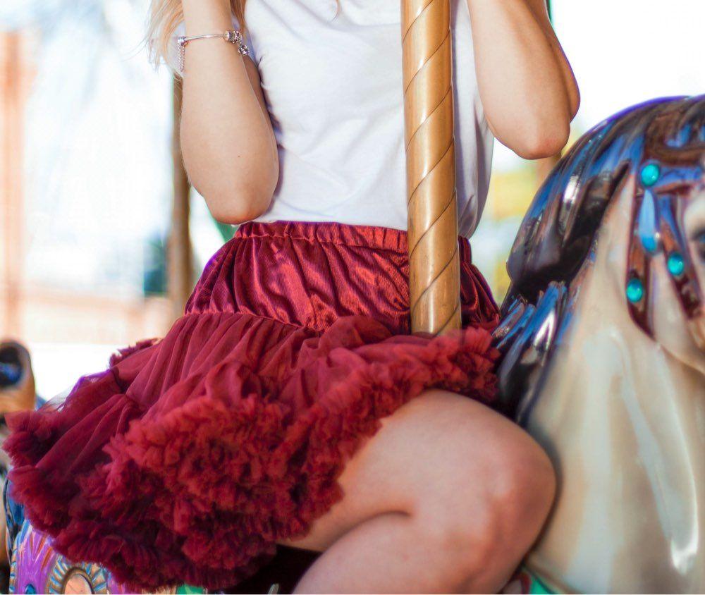 01fae120260 Acheter Tulle 2018 Sexy Skater Mini S Tulle Jupe Party Dance Tutu Jupe  Femmes Lolita Petticoat Femmes Faldas Saia Jupe Faldas 15 Couleurs De   32.11 Du ...