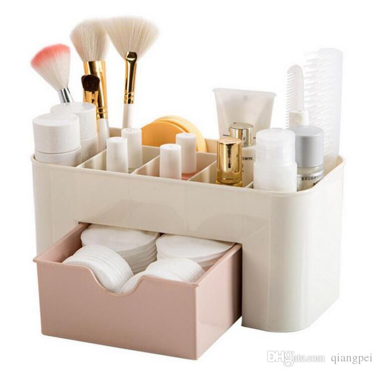 Mini Makeup Storage Box Cosmetic Case Lipstick Cases Sundries Case Small  Objects Box Wholesale Desktop Organizer Storage Baskets Cheap Makeup From  Qiangpei, ...