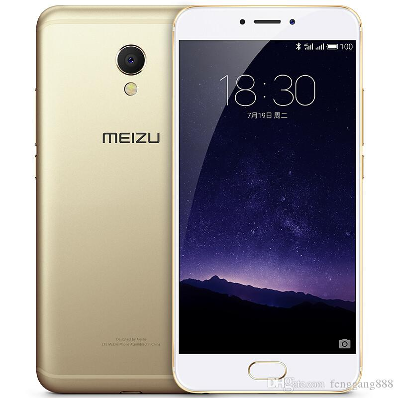 Meizu MX6 5.5-inch screen fingerprint unlock dual card dual standby mobile phone
