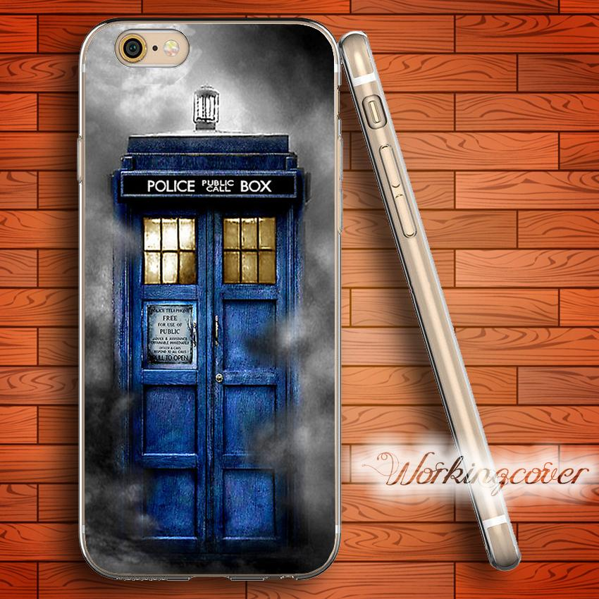 coque doctor who iphone 7