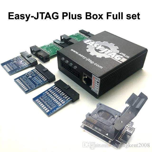 Nuova versione Set completo Easy Jtag plus box Easy-Jtag plus box + presa EMMC HTC / Huawei / LG / Motorola / Samsung / SONY / ZTE
