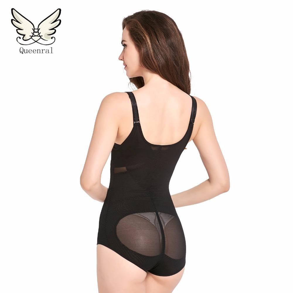 4eaed6bd2 2019 Slimming Underwear Waist Trainer Slim Modeling Strap Slimming Bodysuit  Women Control Pant Shaper Corset Shapewear Body Shaper From Moussy
