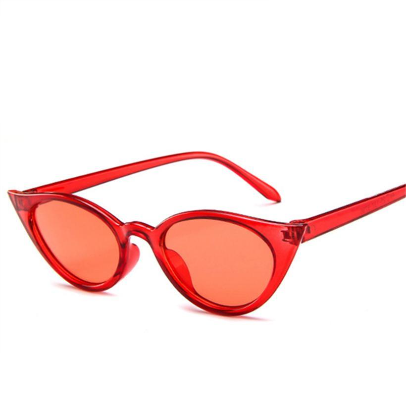 Iuooke Cat Eye Sunglasses for Women Luxury Brand Designer Sun Glasses Female  Red Sunglass Retro Shades Men Eyeglasses Sunglasses Cheap Sunglasses Iuooke  Cat ... b18b583176