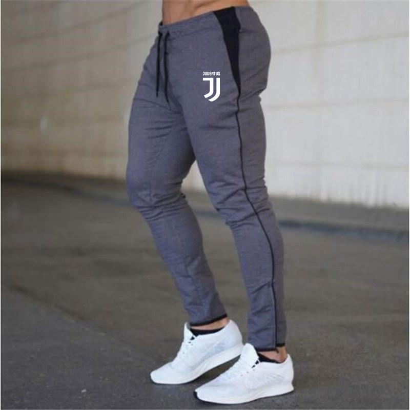 ce209bc571e 2019 2018 Brand Pants Men Gyms Joggers Sweatpants Summer Pants Men Fitness  Workout Sporting Fitness Male Breathable Trousers M XXL From Wuyasi