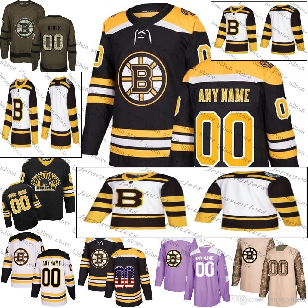fc3272f8d 2019 Winter Classic Men s Boston Bruins Custom Any Name Any Number ...