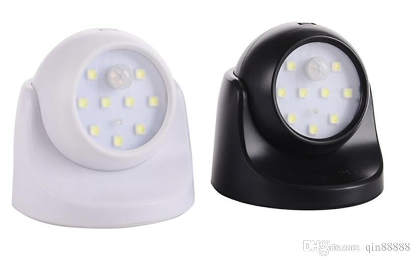 Acquista luce sensore di movimento applique da parete notturna