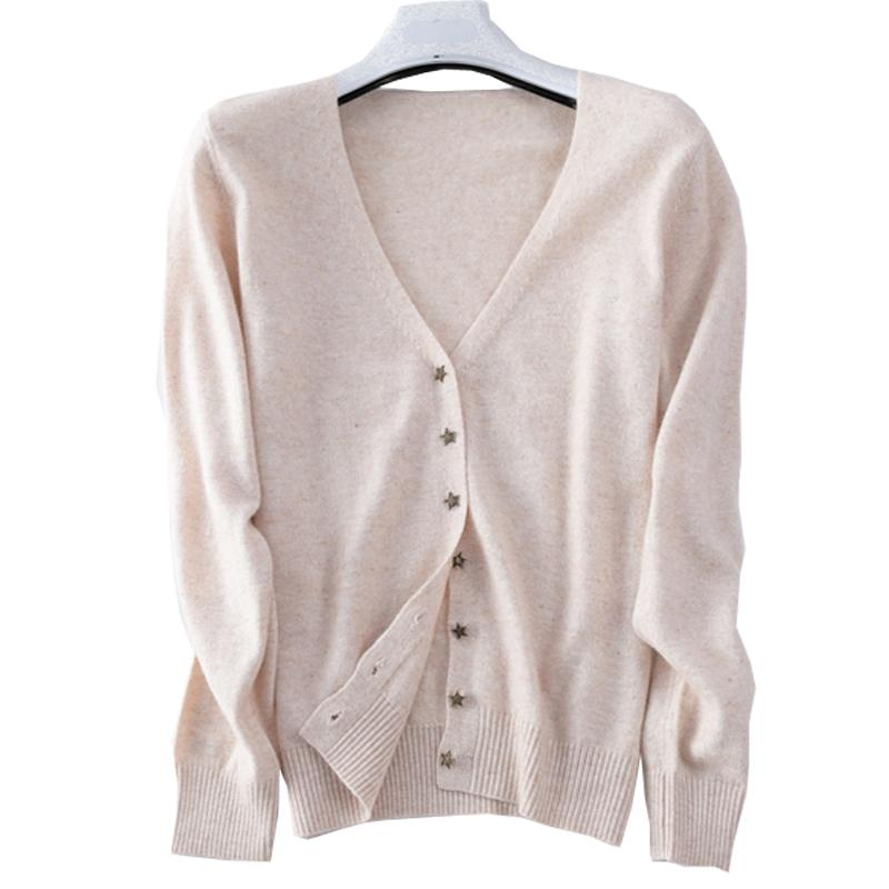 Spring Autumn NEW Women S Cashmere Cardigan Fashion Stars Deduction Sweaters  Cardigan Cashmere Knitted Jacket Loose Sweater UK 2019 From Regine 06e8f57a10