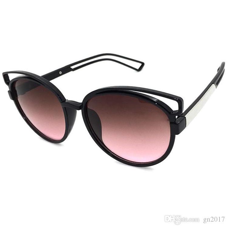 8736649b31a Fashion Women   Men Brand Designer Sunglasses Oversize Frame Sun Glasses  Color Film Eyeglasses Anti Uv Spectacles A++ Polarized Sunglasses Sunglasses  For ...