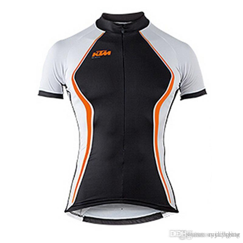 bf41f7552 2018 Women Cycling Jersey KTM Summer Quick Dry Sportswear Bicicleta ...