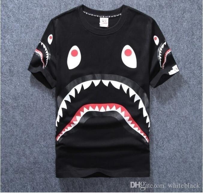 3ed751f101bc2 Casual Summer T shirt Men Animal Printed Skateboards T-Shirts 100% Cotton  Summer Style Short Sleeve Causal Tee Free Shipping