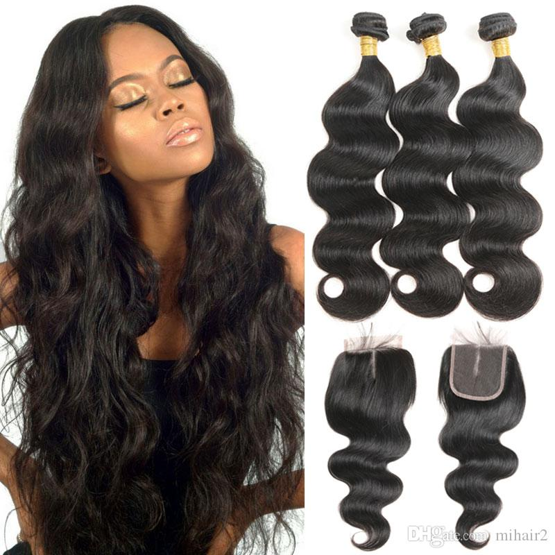 Well-Educated Alidoremi Malaysian Straight Hair Bundles 8-30 Inch 100% Human Hair Weave Natural Color Non Remy Hair Extension Less Expensive Hair Extensions & Wigs Human Hair Weaves