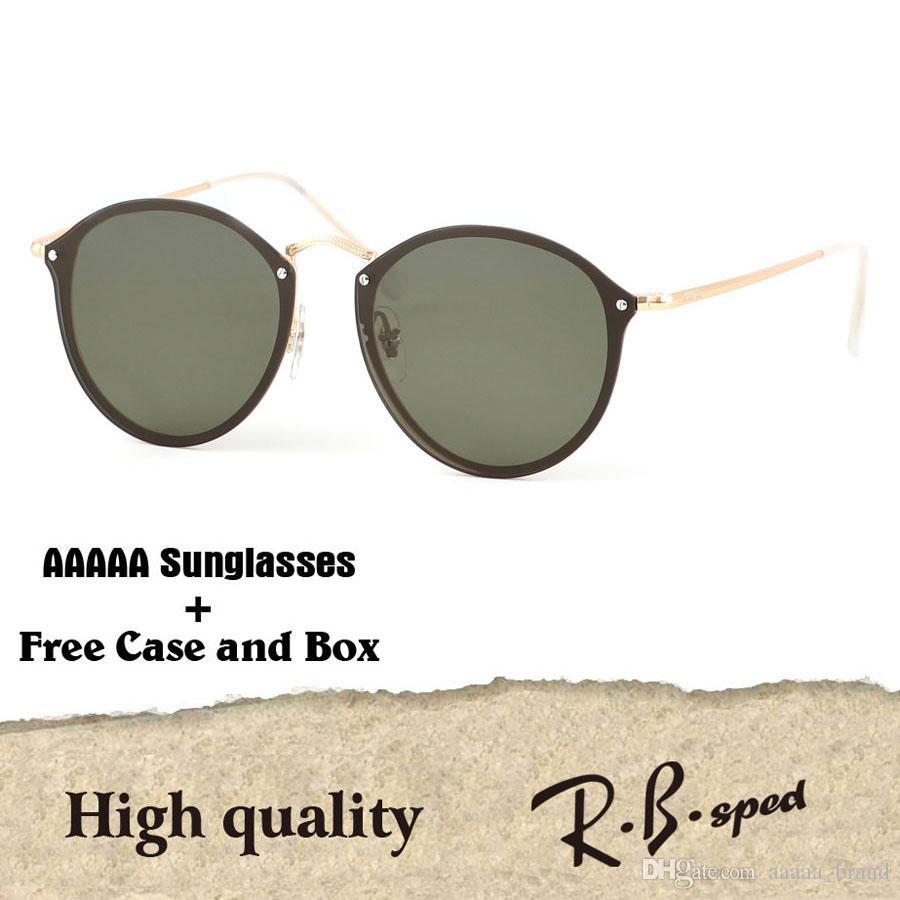 Compre 2019 Moda Tendência Rodada Óculos De Sol Do Vintage Retro Design Da  Marca Espelho Polarizado Óculos De Sol Mulheres Oculos De Sol Com Caixa De  Varejo ... 666433b7cf