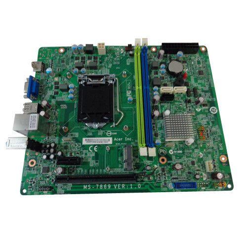 Бесплатная доставка CHUANGYISU для материнской платы ATC-605 TC-605 XC-605, MS-7869 V1.0, H81, S1150, DDR3, отлично работает