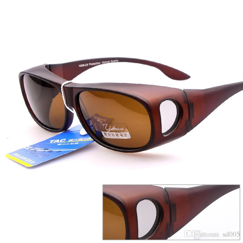 20f5674e6c Large Frame Men And Women Polarized Sunglasses Ultraviolet Proof Fashion  Sun Glasses For Driving Riding Eyeglasses Top Quality 10ld Z Sunglasses  Online with ...