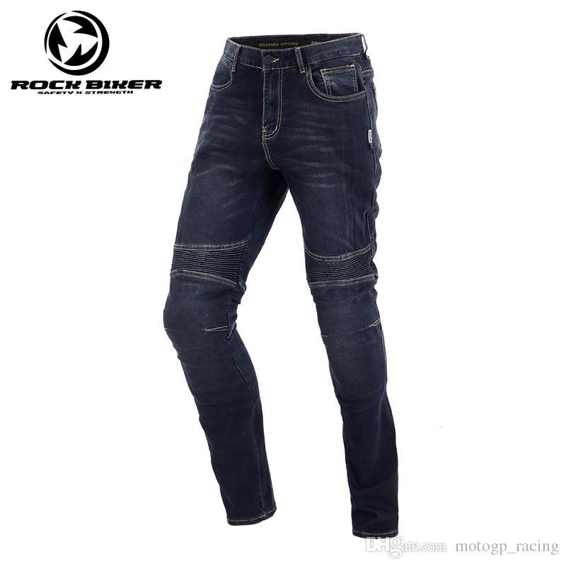 Biker Confortable Porter Jeans Motocross De Ce Rock Genou Protection Moto Coupe Pantalon Pantalons Vent Hommes Dur w8PnOk0