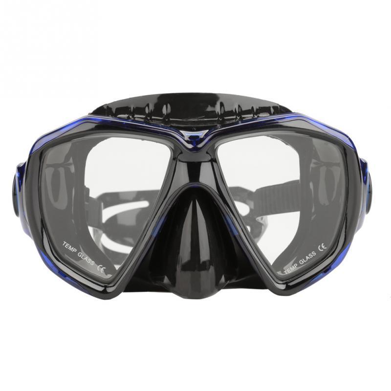 335c3b345 Compre 2018 New Hot Unisex Profissional Anti Fog Skuba Máscara De Mergulho  Visão Ampla Scuba Snorkeling Mergulho Máscara Underwater Goggles De  Enjoyweekend