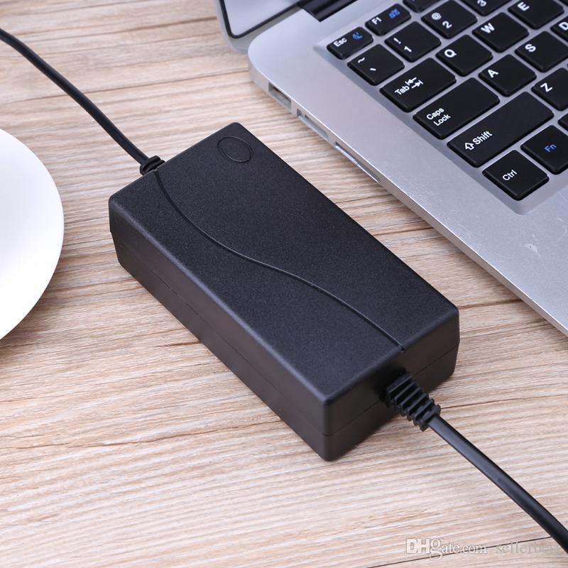 ALLOYSEED 19V 2.1A AC to DC Adaptateur Convertisseur 6.5-6.0 * 4.4mm pour LG Moniteur Alimentation EU ou US Plug pour TV LCD Navigation GPS
