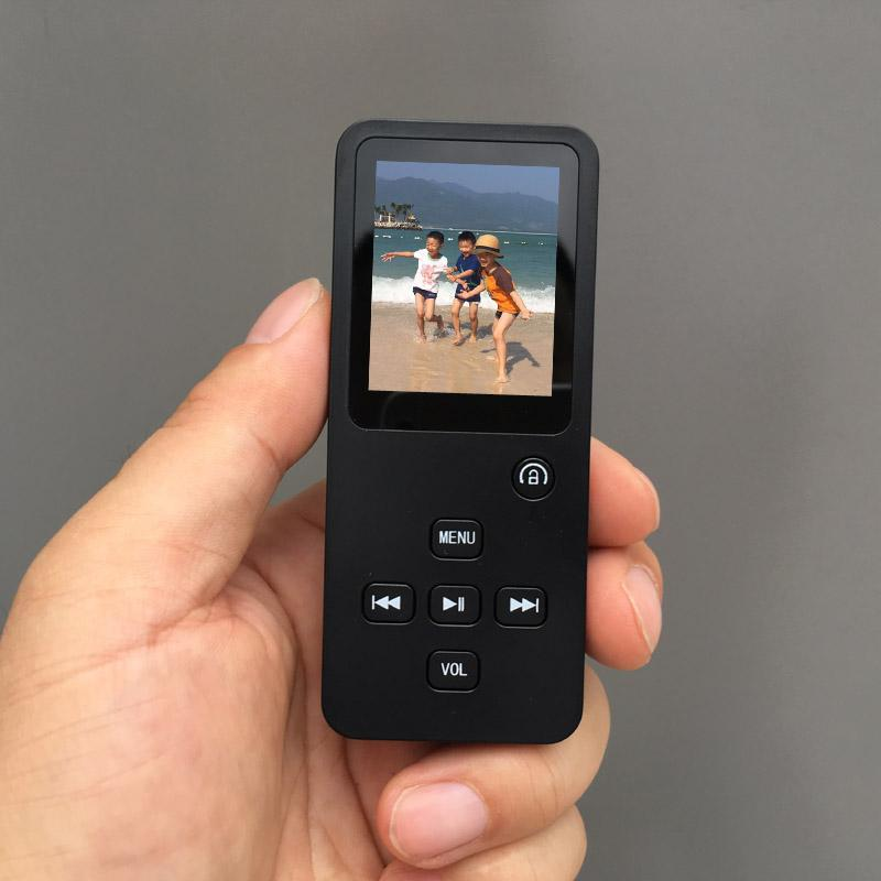 8GB Digital MP4 player Bluetooth function music MP3 player with 1 8 inch  LCD Voice Recorder FM Radio function #10