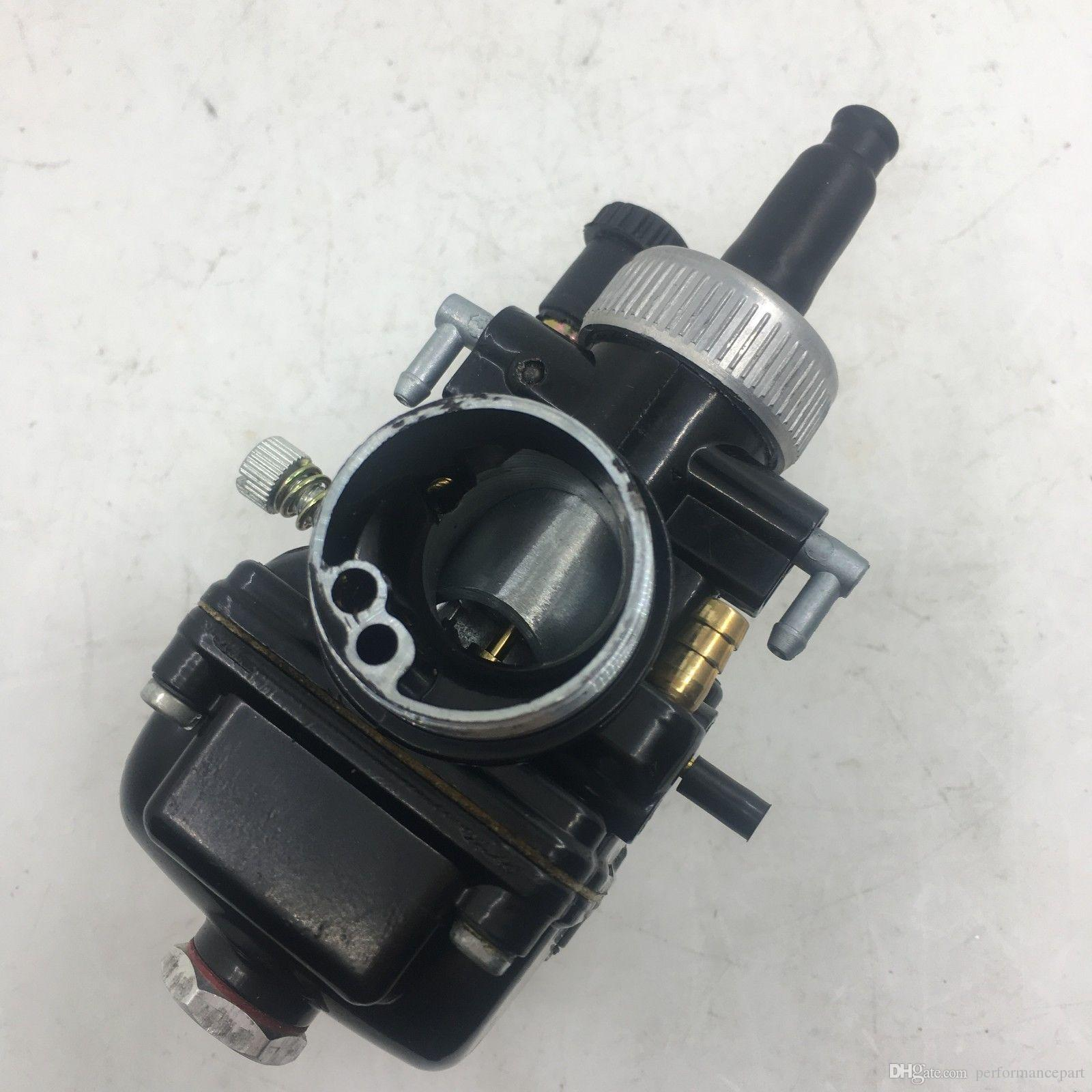 PHBG DS Black 21mm Racing Carburetor Carb Dellorto Manual Choke Mopes  Scooter Online with $58.28/Piece on Performancepart's Store | DHgate.com