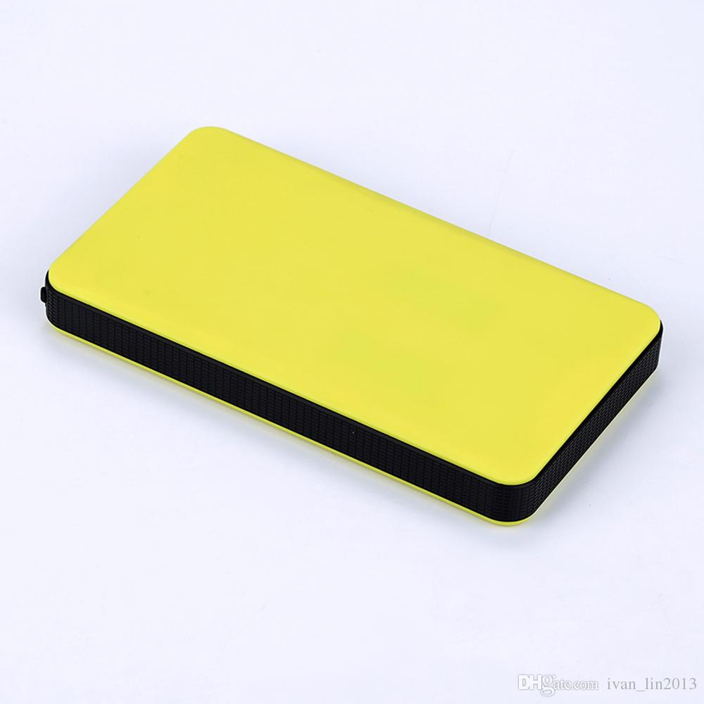 YENTL 8000 mAh carro jump power starter banco de potência 12 v impulsionador da bateria de carro de emergência para o Carro Móvel Tablet câmera