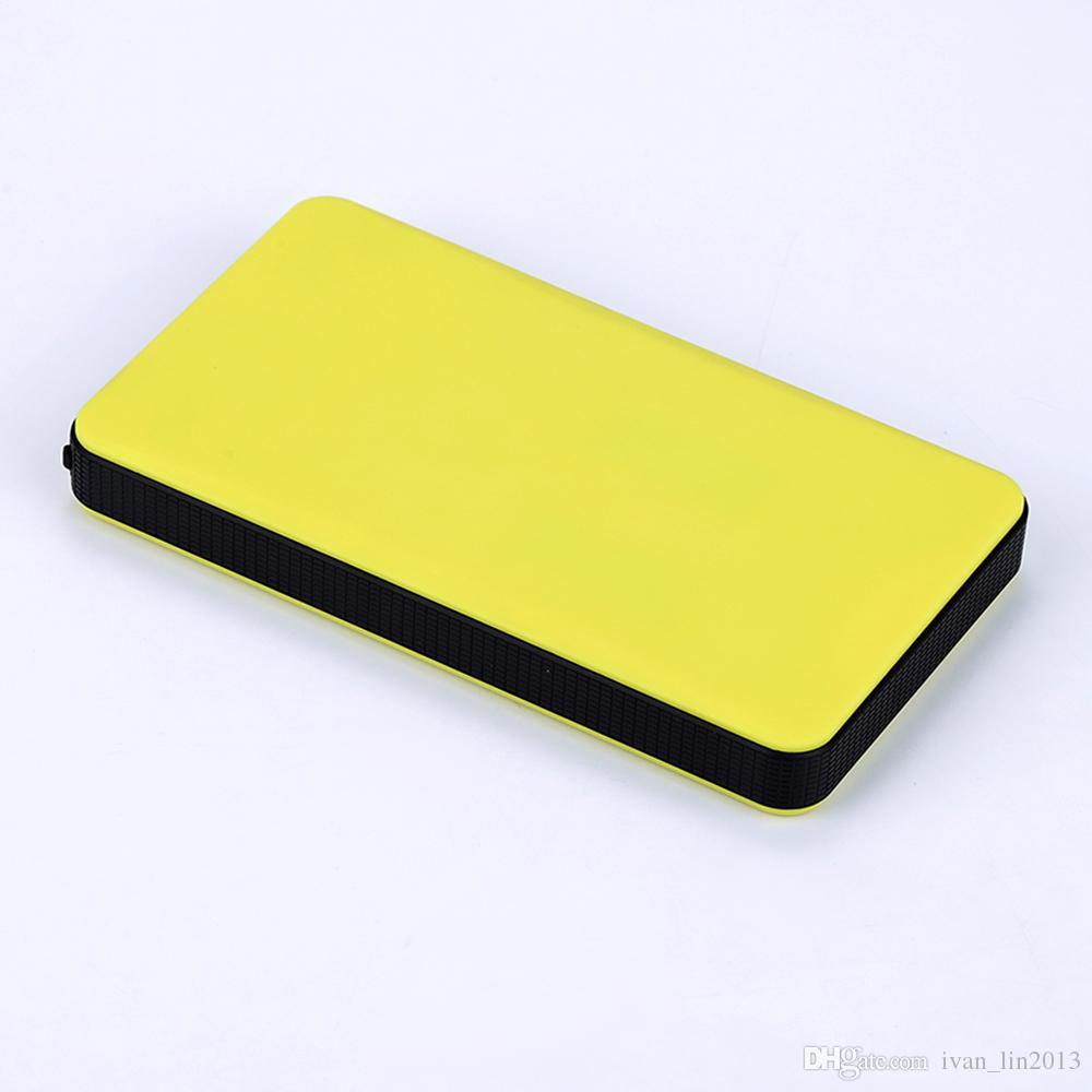 자동차 모바일 태블릿 카메라에 대 한 YENTL 8000mAh 자동차 점프 시동 전원 은행 12v 긴급 자동차 배터리 부스터