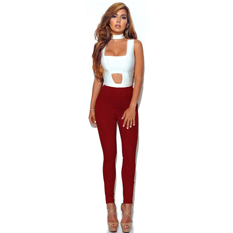 8366b448ef4 2019 2019 Sexy Women Lulu Faux Suede Leggings Solid High Waist Skinny Pants  Push Up Bodycon Pencil Trousers Winter Pantalon Femme XL From Illusory09
