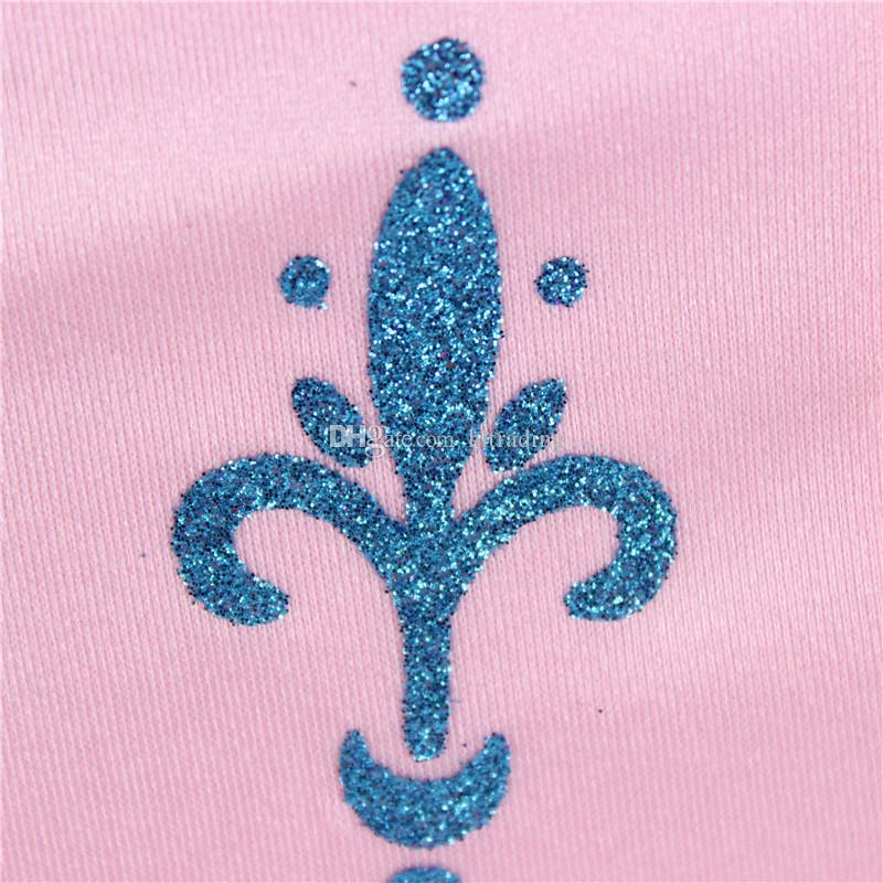 Baby Glitter Powder Princess Gloves Brocade cloth Princess Girls Gloves for Dress Cosplay Party Gloves Kids Accessories C1294