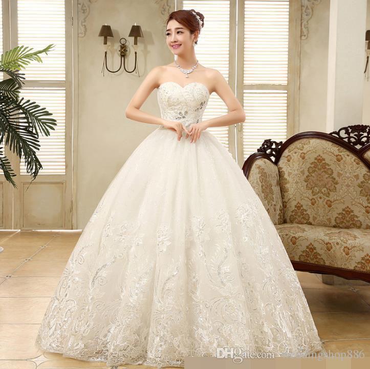 Maternity Wedding Dress Robe De Mariage Top Lace Flowers Pregnant ...