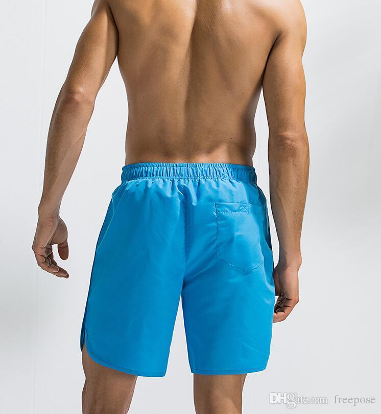 Männer Bademode Herren Badeanzüge Surf BoardShorts Beach Wear Herren Badehosen Boxershorts Badeanzüge Boardshorts Gay Pouch Surf Hosen Y7686