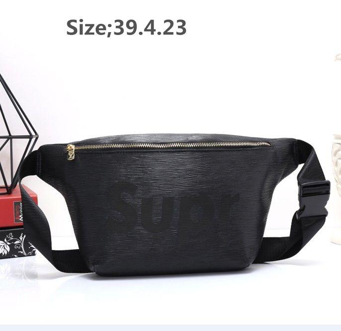7dd5f45b7c17 Pink sugao luxury waist bag fanny pack famous brand print letter designer  bags luxury bag sport purse crossbody belt bag