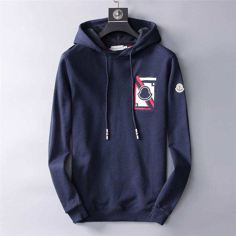 907388d98df Hot Sell Designer Mens Hoodies New Brand Hoodie Autumn Mens Long ...