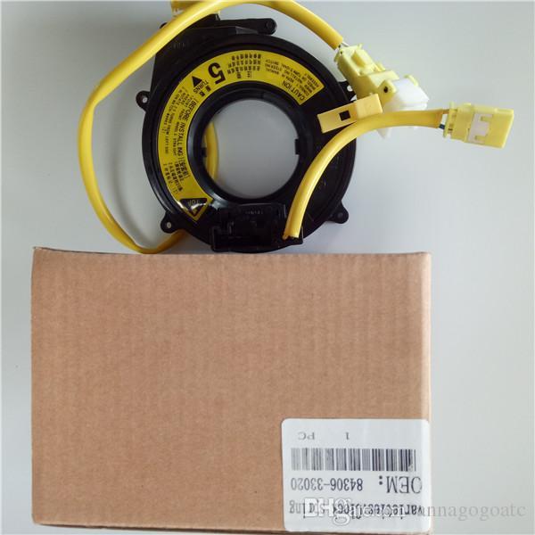 Resorte de reloj de cable espiral de alta calidad para T oyota OEM 84306-33020 8430633020