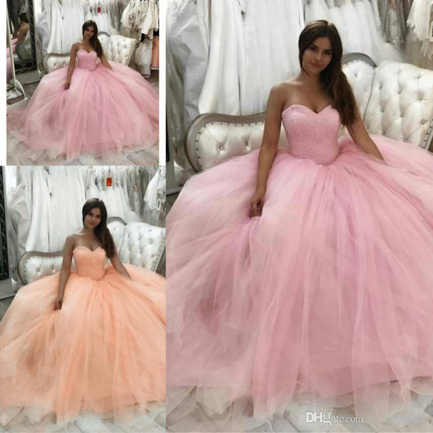 69f263554b ... Ages Long Girls Prom Party Pageant Gown Plus Size Custom Made  Quinceanera Dress Websites Quinceanera Dresses 2010 From Prompalace