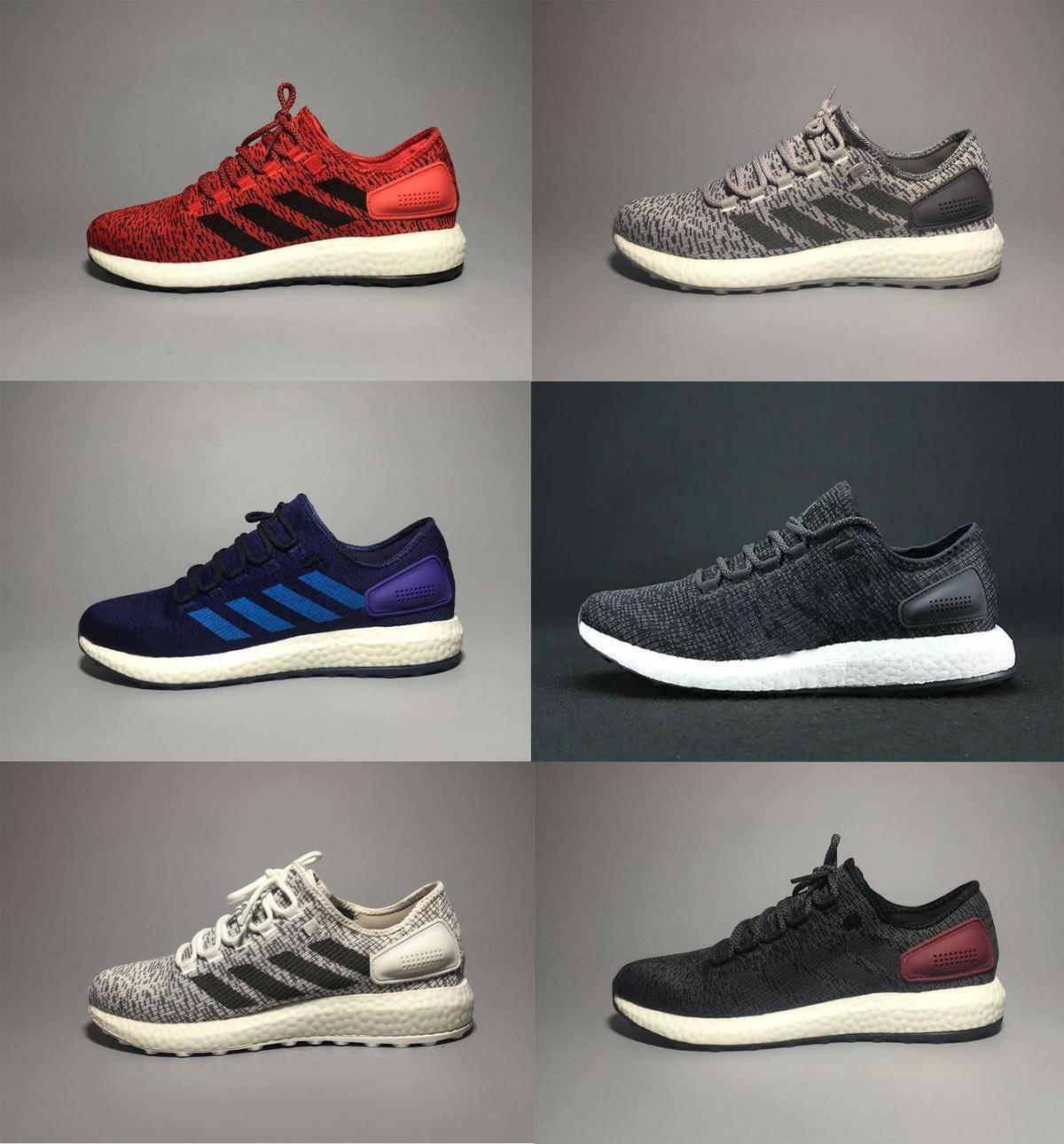 Pure Boost 2.0 II Sports Shoes Men Women Pureboost Running Shoes Pure Boost Trainer Sneaker shoes EUR 36-45 cheap online outlet looking for R2puJOs3I