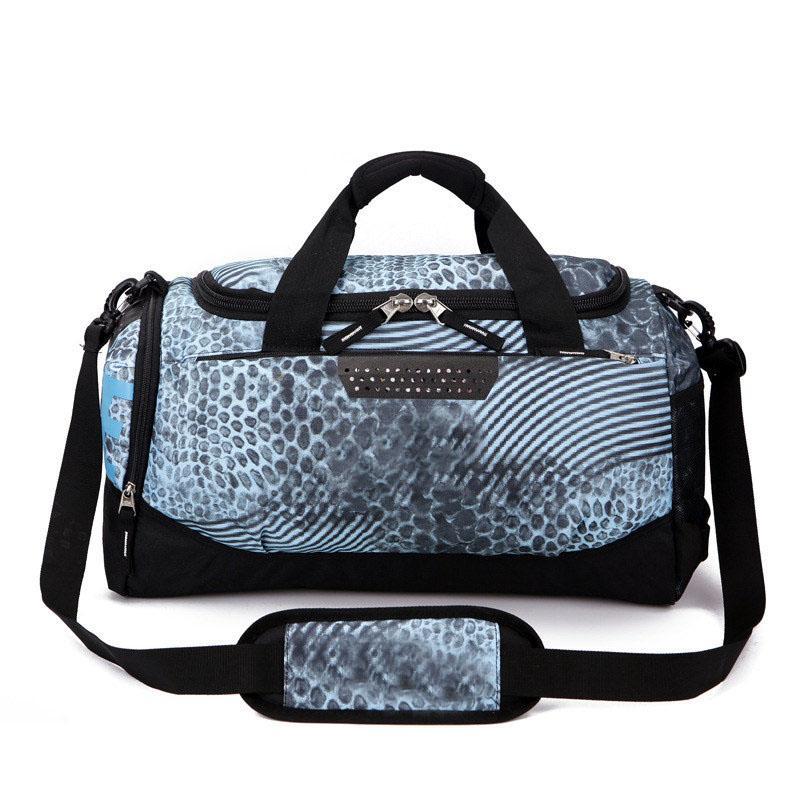 3c83472c169b Brand Designer Duffel Bags Women Men Handbags Large Capacity Travel Duffle  Bag Plain Striped Waterproof Sport Bag Shoulder Bags Designer Bags Duffel  Bags ...