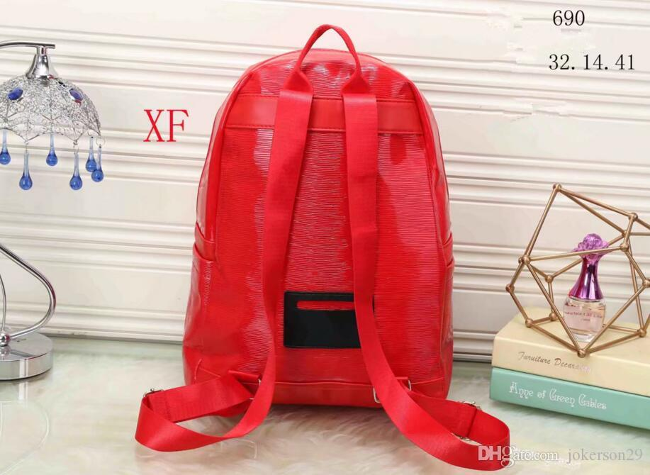 7a94d1184cfd9 New Arrival Ell-kneon Brand Bags Fashion Design Casual Double ...